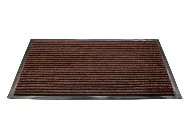 door mat - rubber stock photos and pictures
