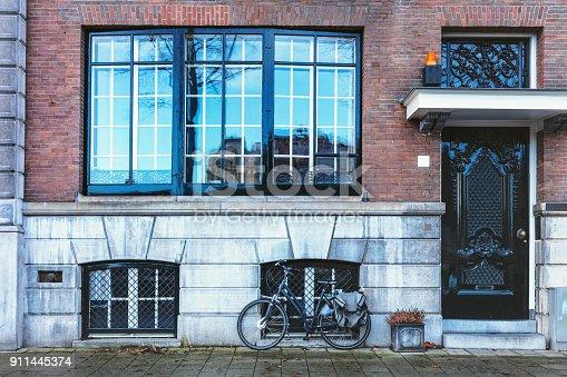 Door of Amsterdam