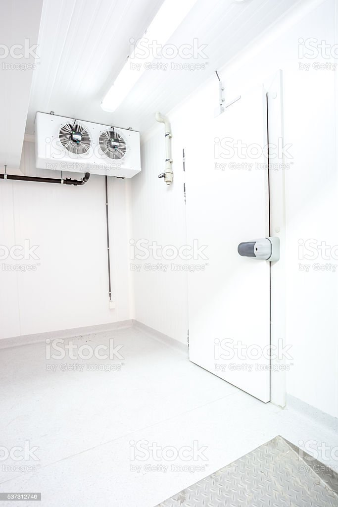 door of an refrigerator stock photo