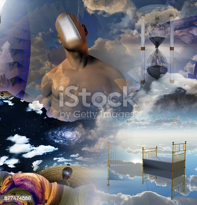1011152398istockphoto Door of mind 877474586