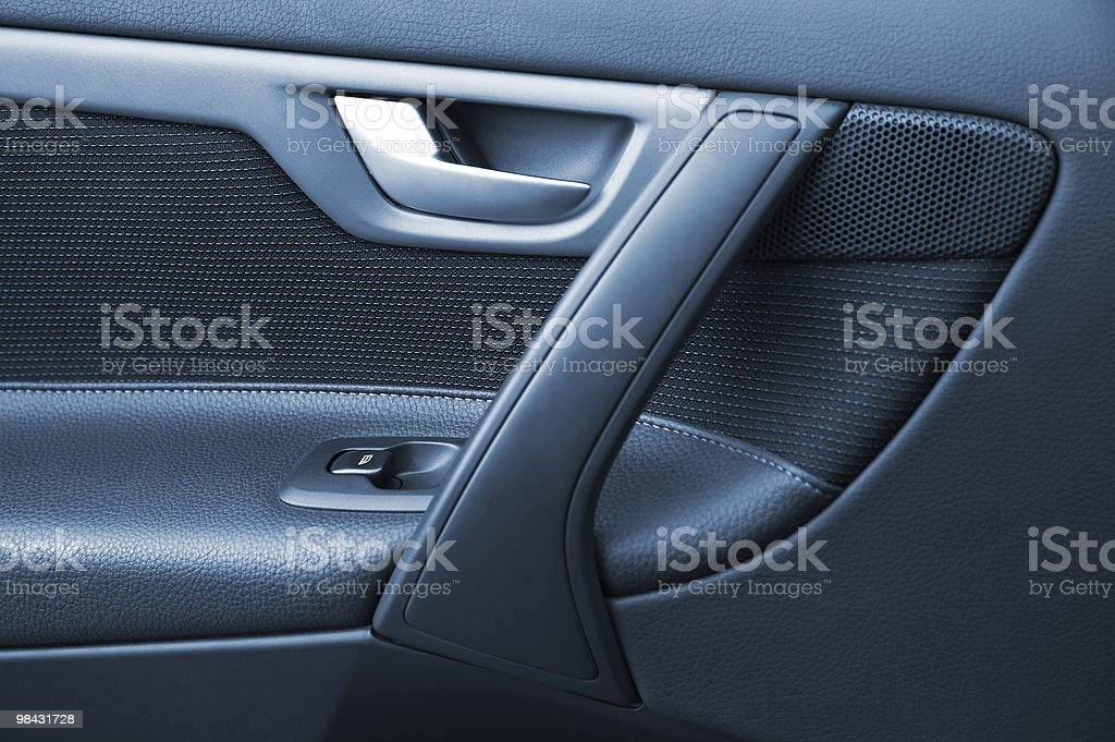 Door of the car royalty-free stock photo