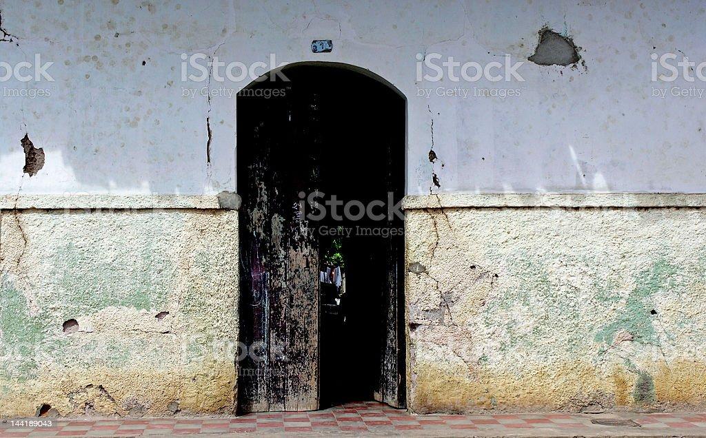 door royalty-free stock photo