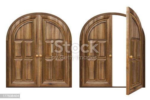 istock door 177538404