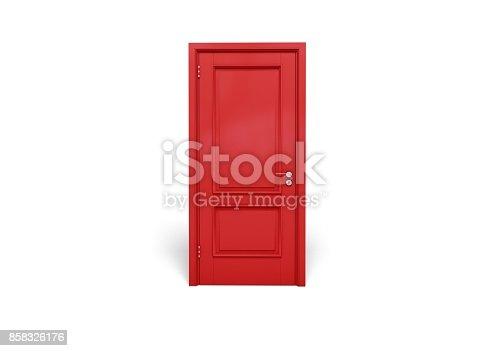 istock Door. 858326176