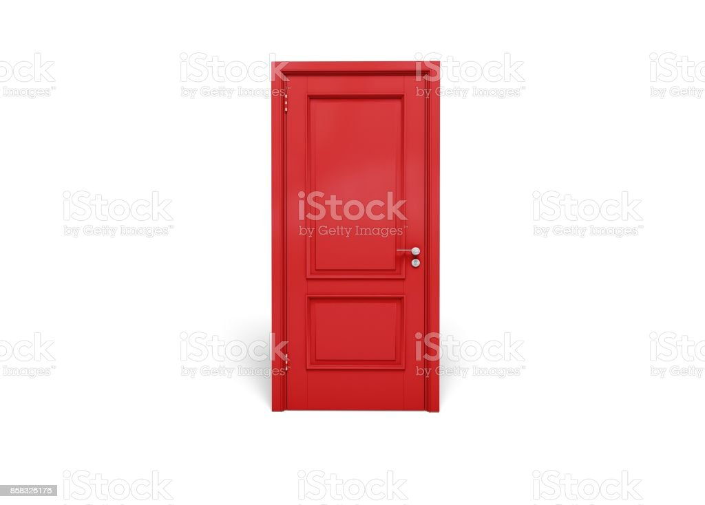 Door. stock photo