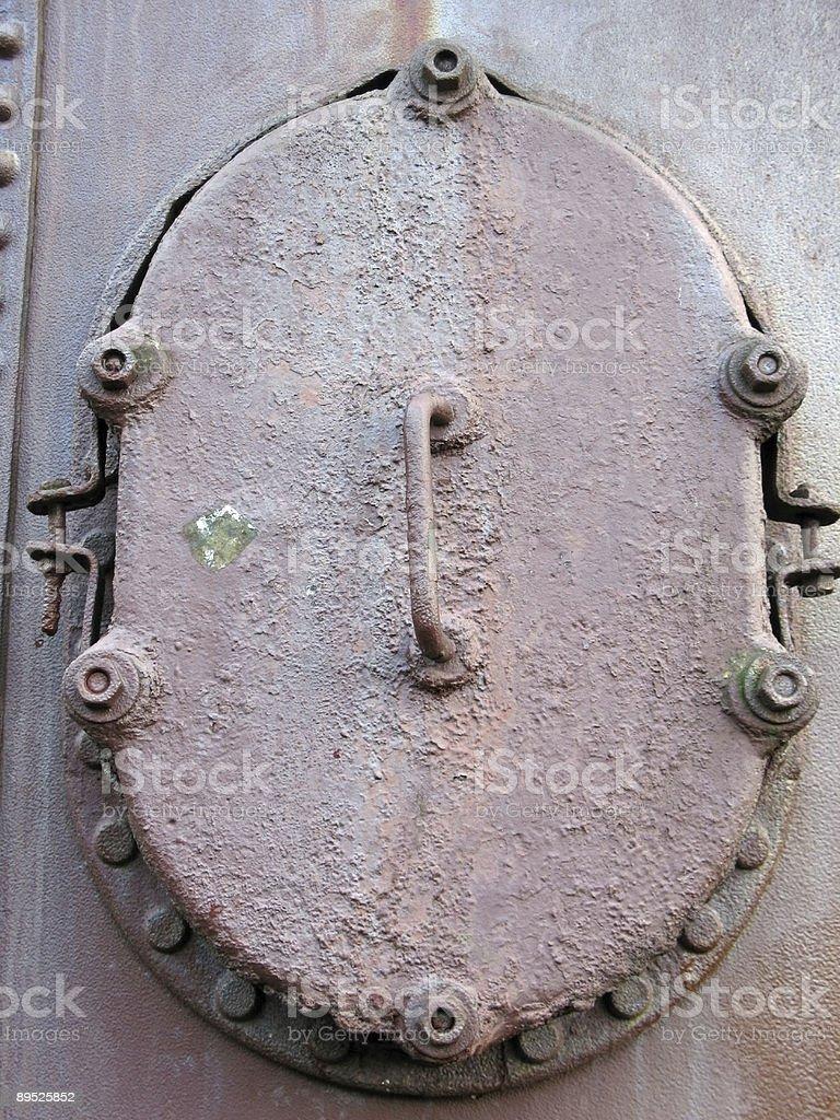 Дверь Стоковые фото Стоковая фотография