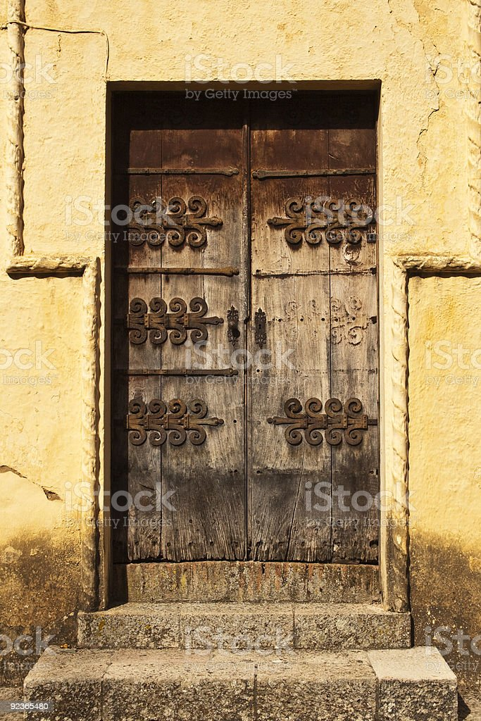 porte royalty-free stock photo