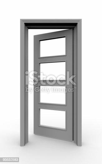 istock Door 93532583