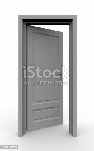 istock Door 93532590