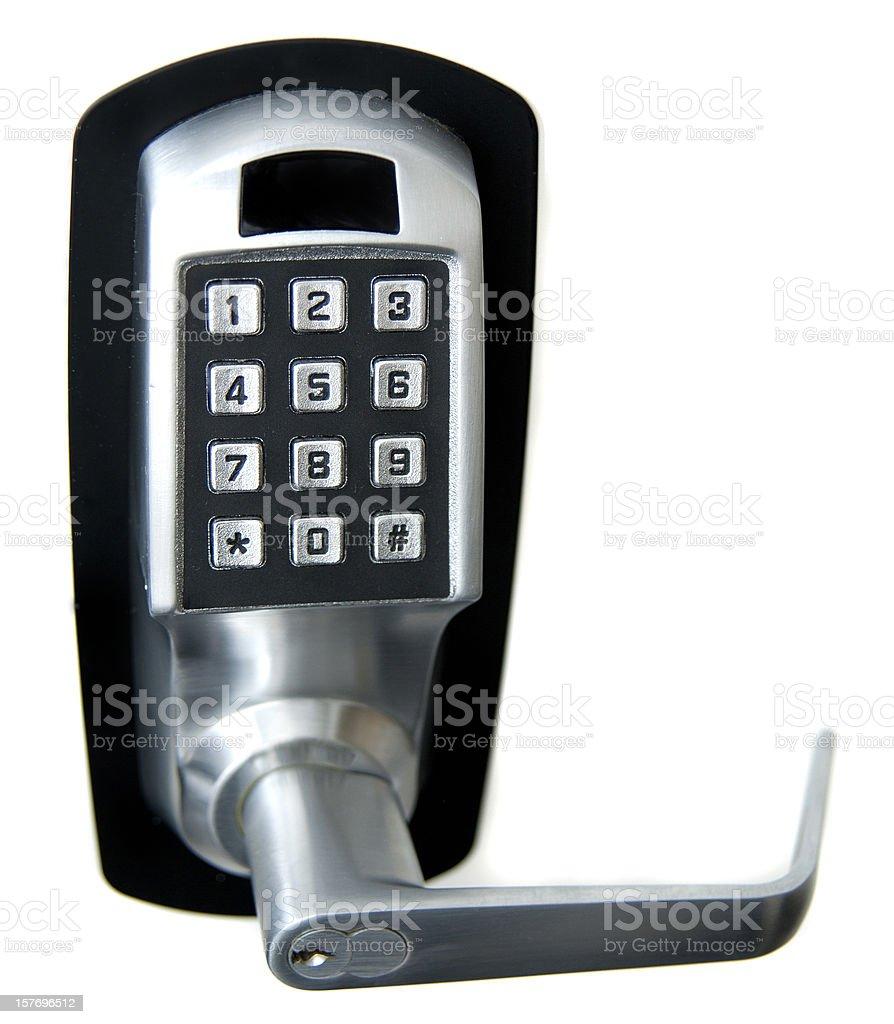 door security royalty-free stock photo