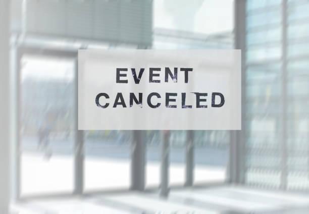 Türschild-Ereignis abgesagt – Foto