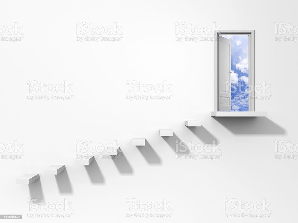 Tür zum Himmel – Foto