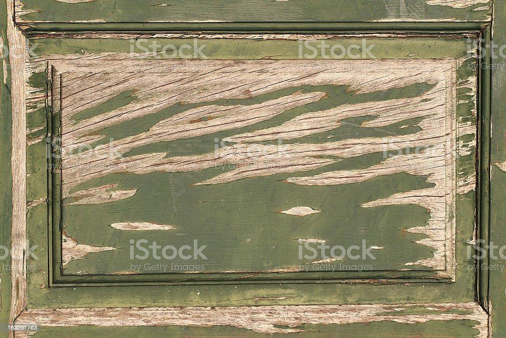 Door wood panel stock photo
