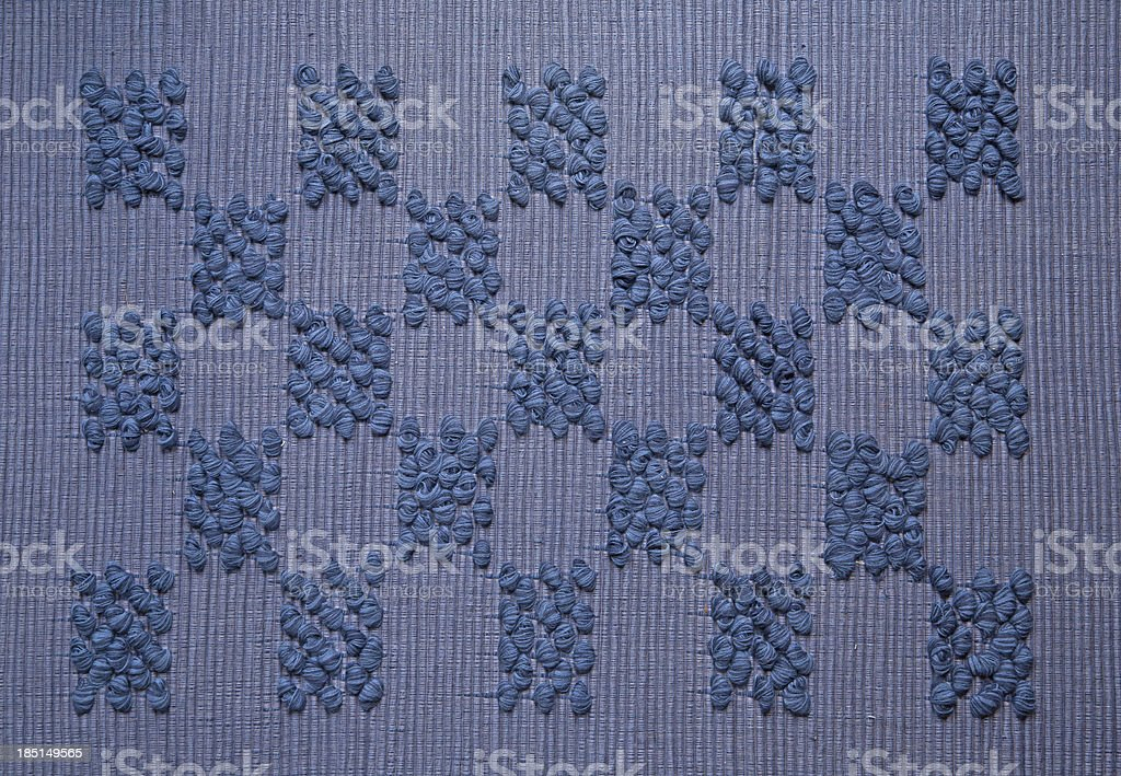 Doormat. royalty-free stock photo