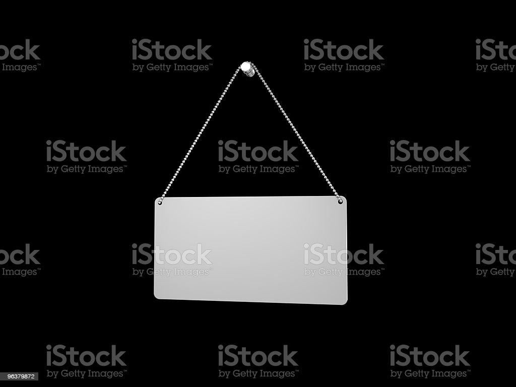 doorplate royalty-free stock photo