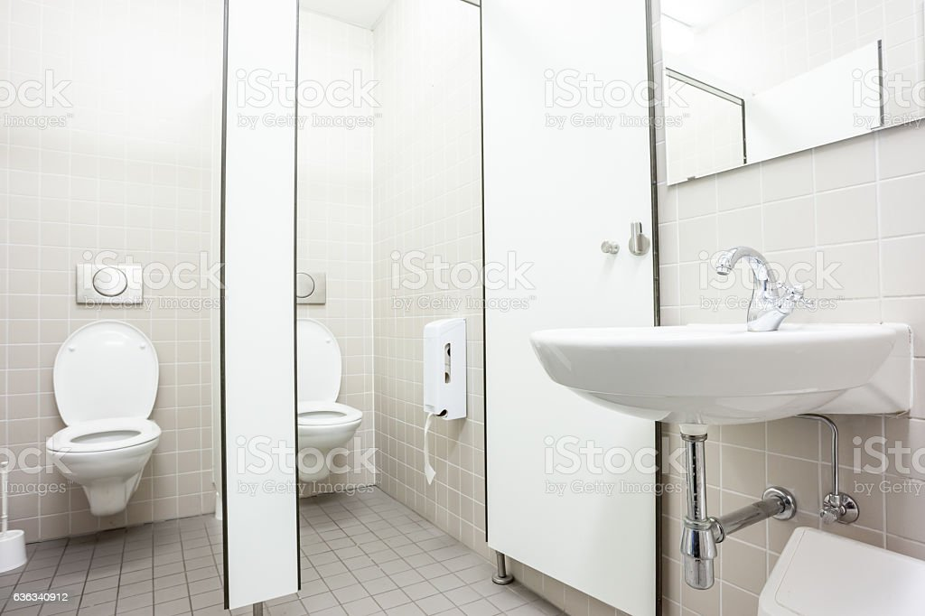 Doors From Toilets And Sinks Stock Photo & More Pictures of Clean ...