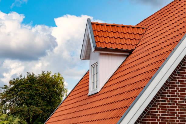 Dormer und neu gedeckten Satteldach – Foto