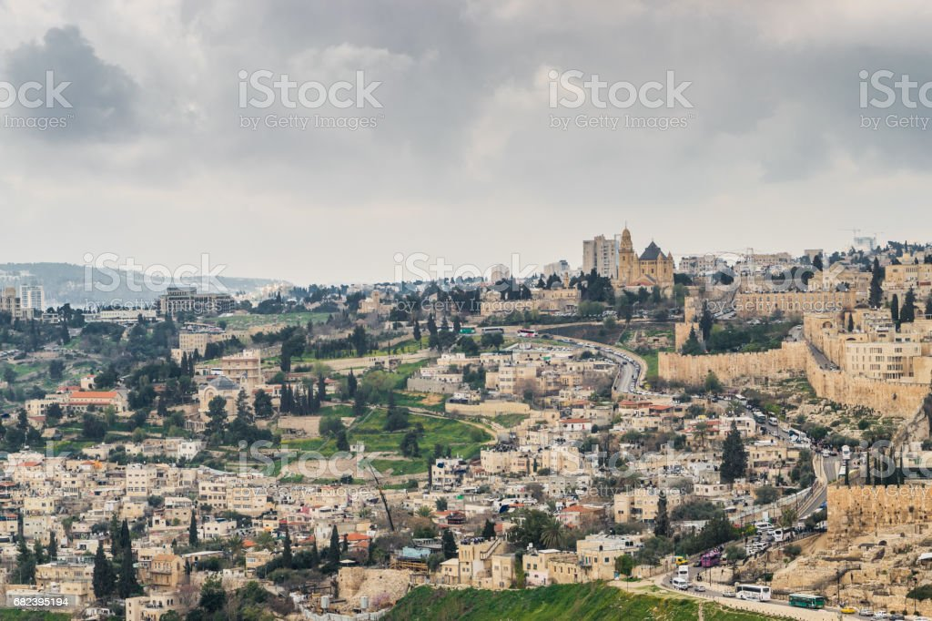 Dormition abbey in the city royalty-free stock photo
