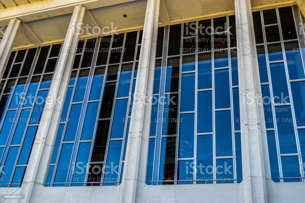 Dorothy Chandler Pavilion stock photo