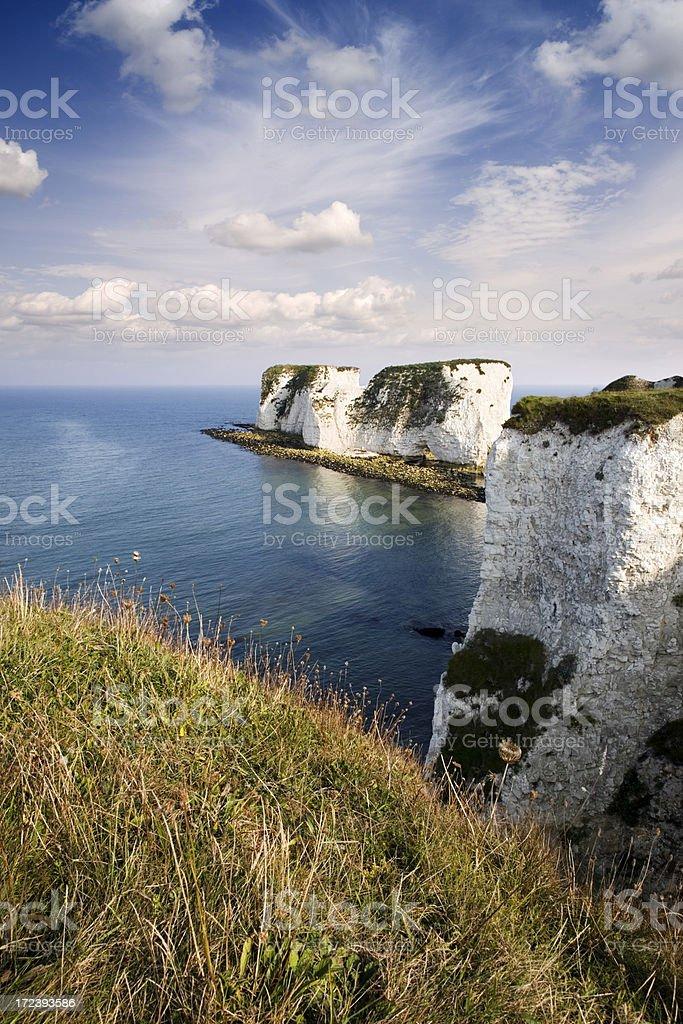 Dorset Landscape stock photo