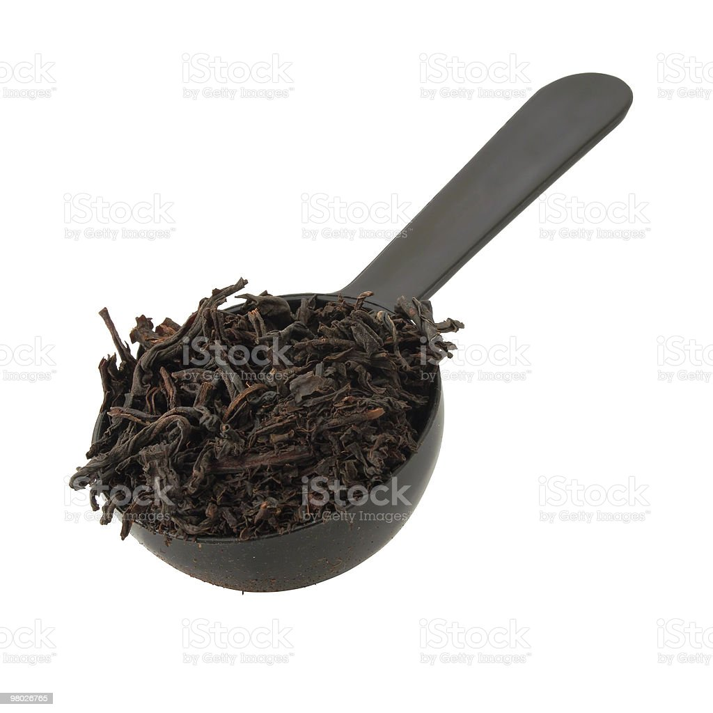dose of tea royalty-free stock photo