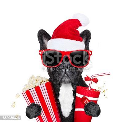 istock dot at the movies  on christmas holidays 865036006