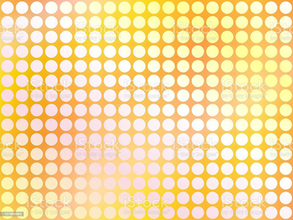 Dots background royalty-free stock photo