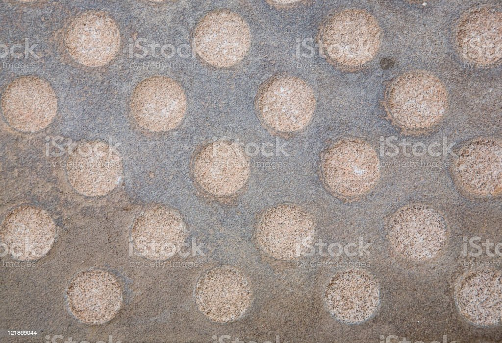 Dotted Texture Background royalty-free stock photo