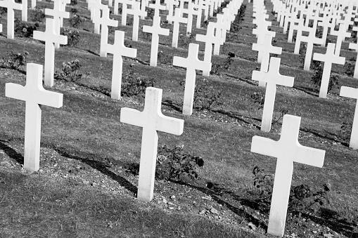 Douaumont Ossuary, Battle of Verdun, World War I France Armistice