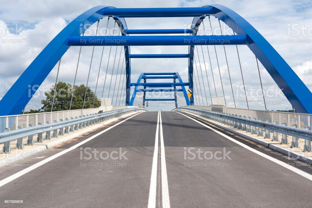 Double Arch Bridge stock photo