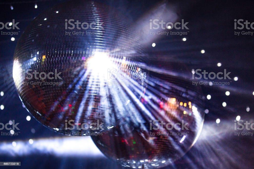 Double Disco Balls – Foto