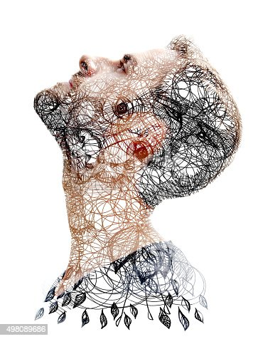 498089686 istock photo Double exposure 498089686