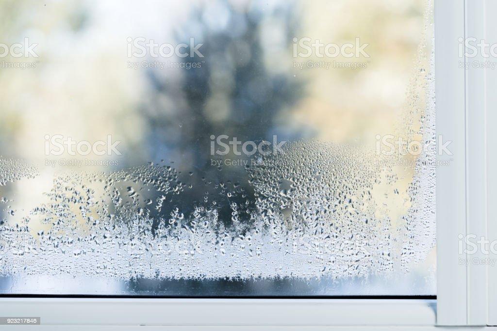 Ventanas Pvc Stock.Doble Acristalamiento Ventanas Pvc Condensacion En El Vidrio