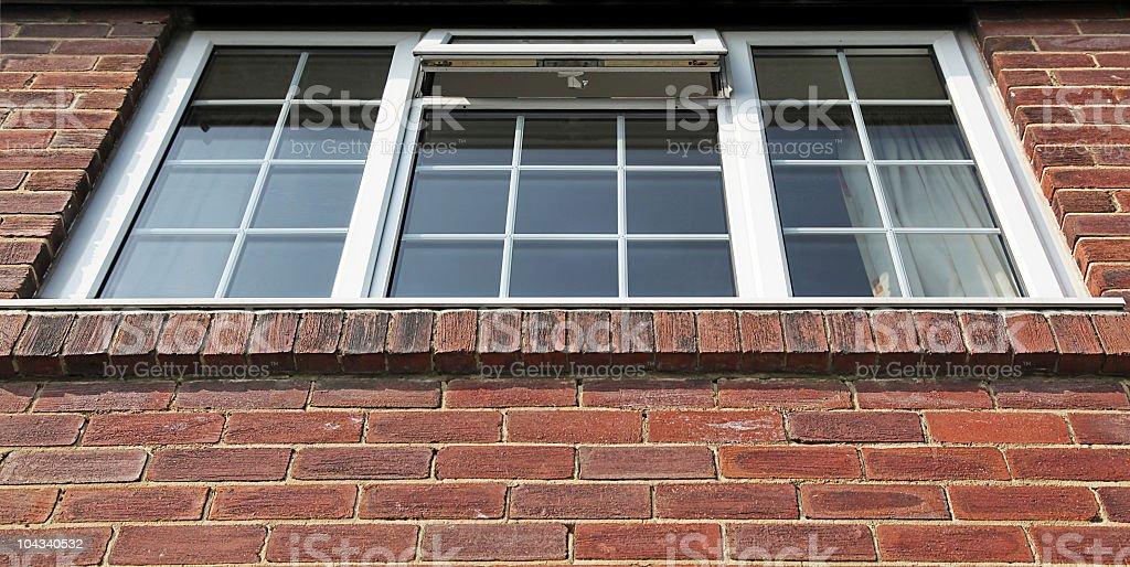 PVC Double Glazing royalty-free stock photo