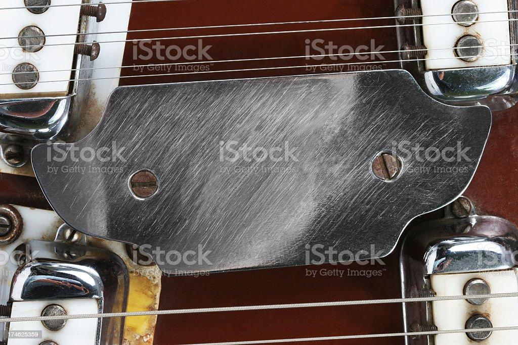 Double Guitar stock photo