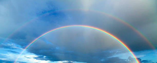 Double Regenbogen – Foto