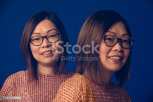 istock Double Smiles 1141230980