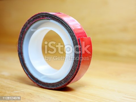 istock Double-sided tape 1128124076