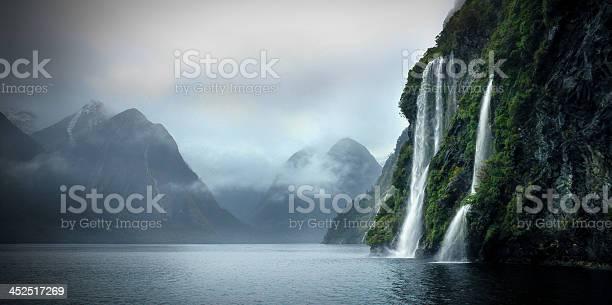 Photo of Doubtful Sound, Fjordland in New Zealand