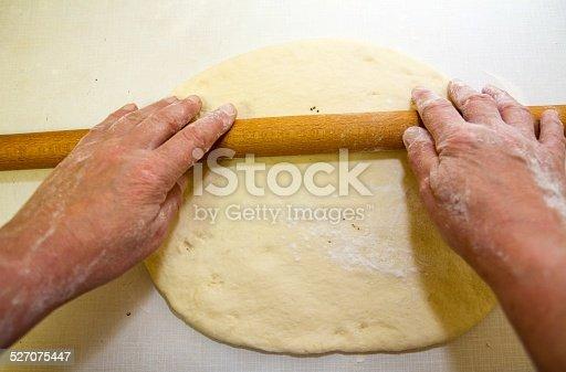 673400318 istock photo Dough 527075447