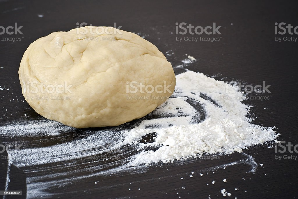 Dough - Royalty-free Bakken Stockfoto