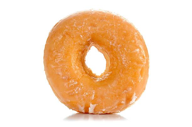 doughnut - geglazuurd stockfoto's en -beelden