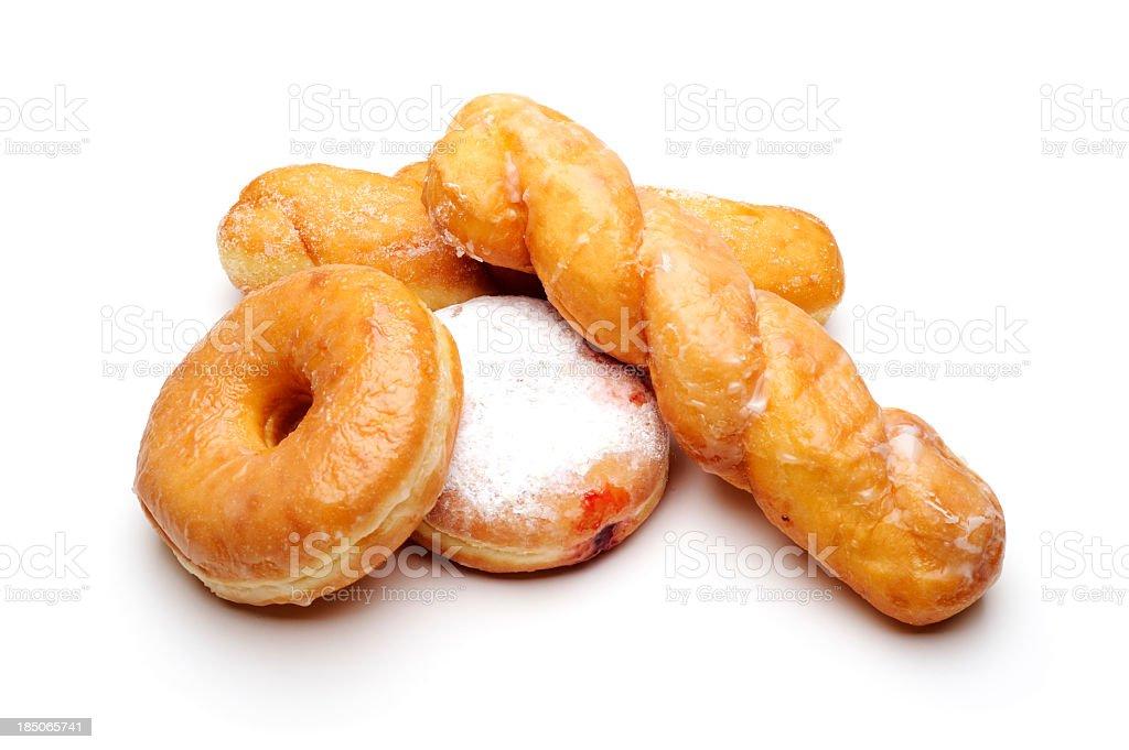 Doughnuts royalty-free stock photo