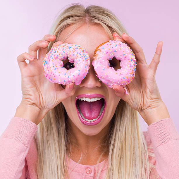 doughnuts! - cravings bildbanksfoton och bilder