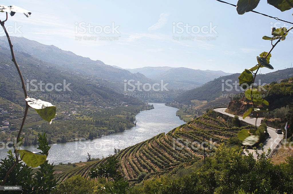 Douro river royalty-free stock photo