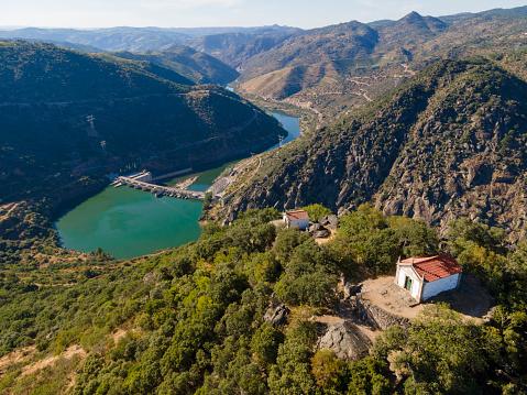 Douro Valley from Miradouro de S. Salvador do Mundo