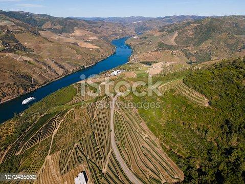 Douro Valley From the Viewpoint of S. Leonardo da Galafura