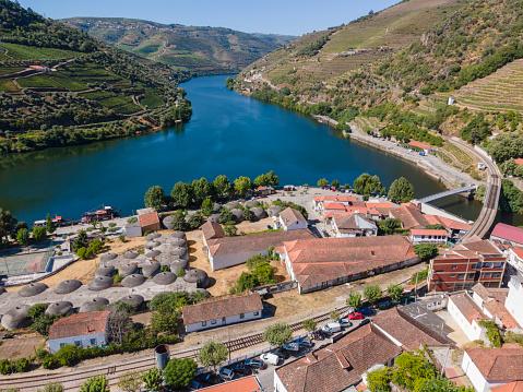 Douro Valley in Pinhão