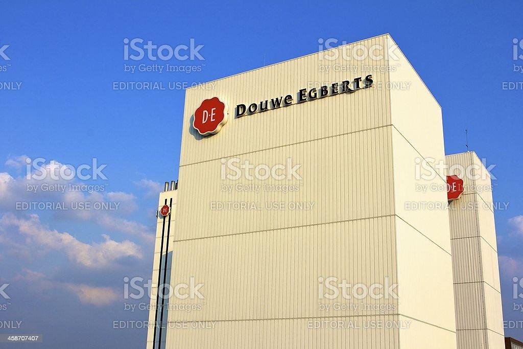 Douwe Egberts Roasting Factory