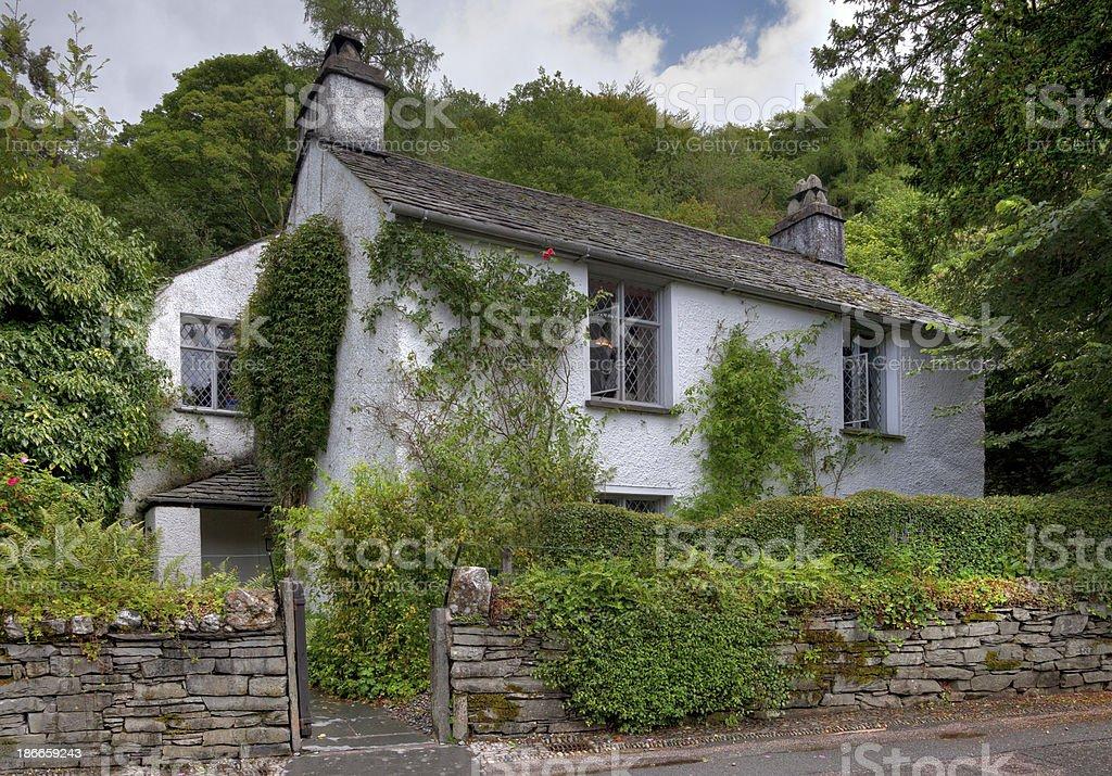 Dove Cottage stock photo
